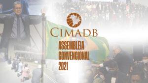 Assembleia Convencional da Cimadb 2021 em Belém-PA
